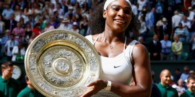 16. Serena Williams @serenawilliams (Tenis/Estados Unidos): 30 mil 558 dólares por tuit. Foto:Getty Images
