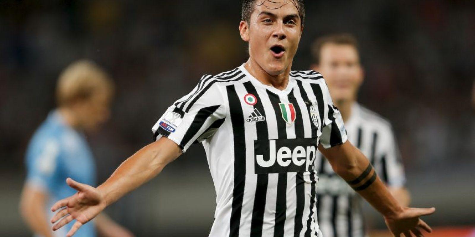 DELANTEROS: Paulo Dybala (Juventus/Argentina) Foto:Getty Images
