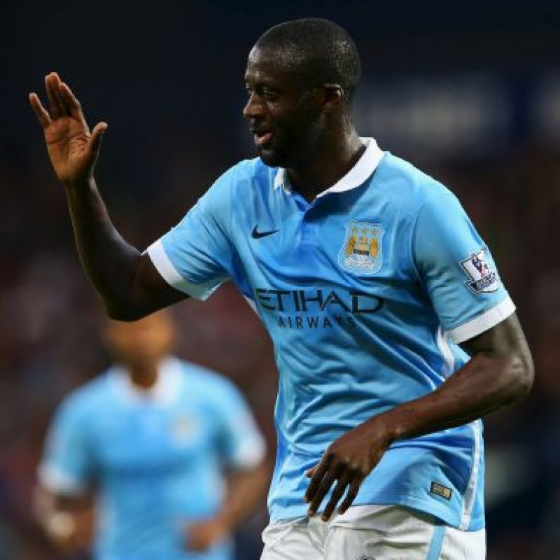 7. Yayá Toure Foto: Getty Images