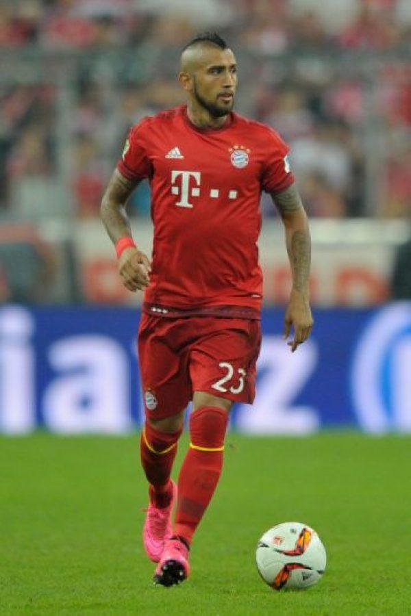 """El """"Rey Arturo"""" llegó al Bayern Munich con la misión de cubrir la baja de Bastian Schweinsteiger y tiene todas las miradas sobre él por ser el fichaje más caro del verano alemán y una de las estrellas que llegan a la Bundesliga. Foto:Getty Images"""