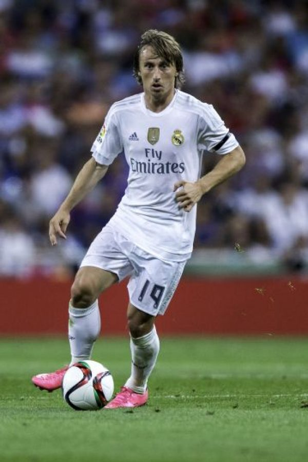 Luka Modric Foto:Getty Images