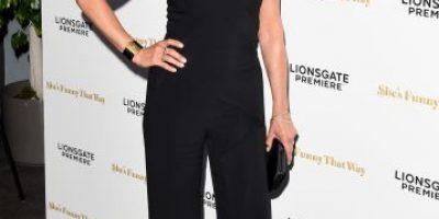 Presumiendo su argolla, Jennifer Aniston reapareció después de su boda