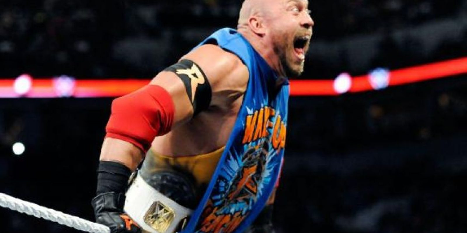 Ryback pondrá en juego el Campeontao Intercontinental Foto:WWE