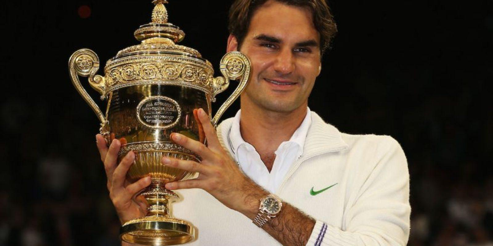 19. Roger Federer @rogerfederer (Tenis/Suiza): 16 mil 762 dólares por tuit. Foto:Getty Images