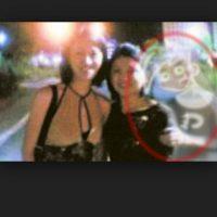Con el mismísimo personaje de caricaturas Danny Phantom. Foto:Reddit
