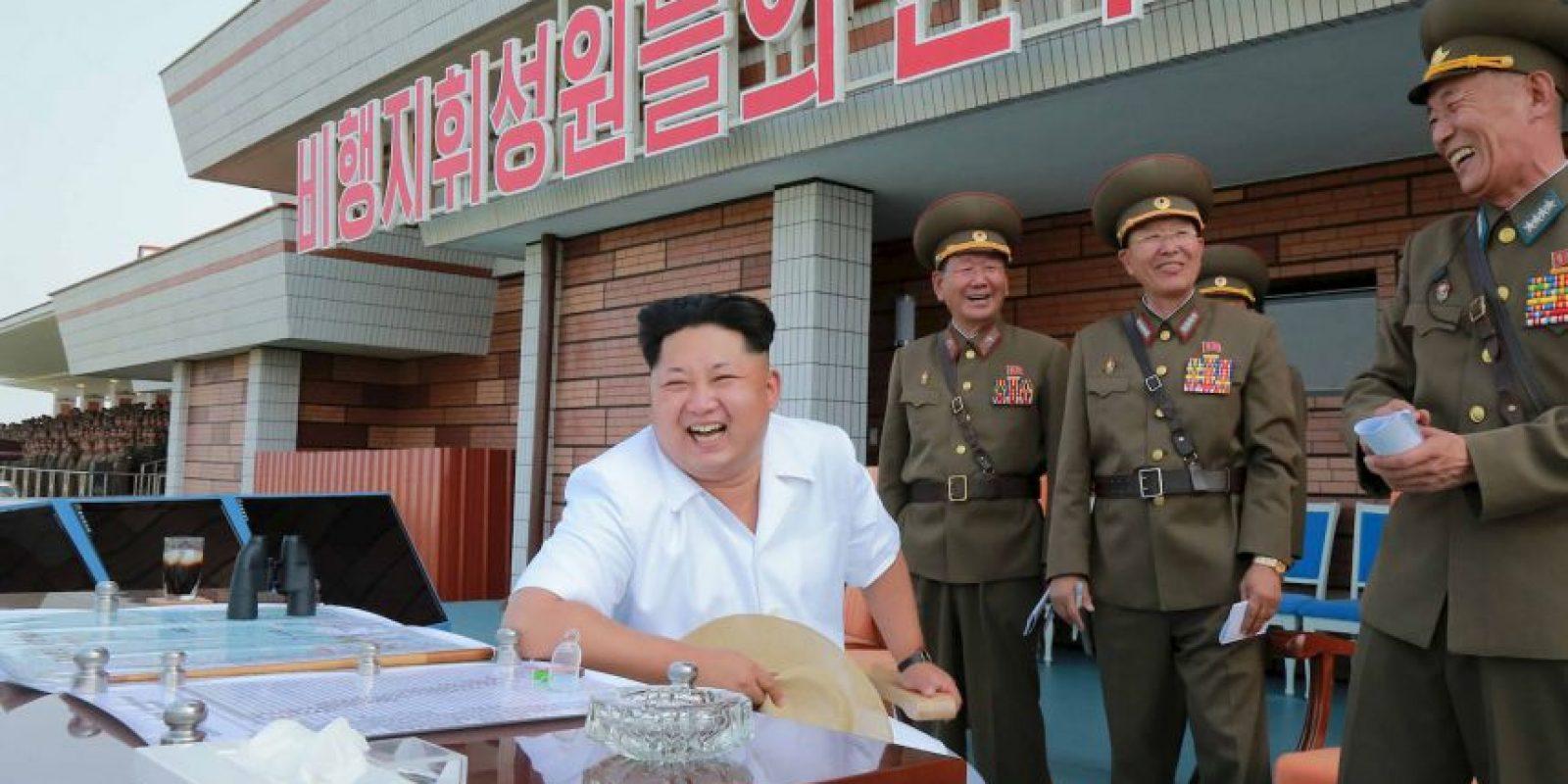 Esto porque hubo ataques en la frontera con Corea del Sur, de acuerdo a información de agencias sudcoreanas Foto:AFP