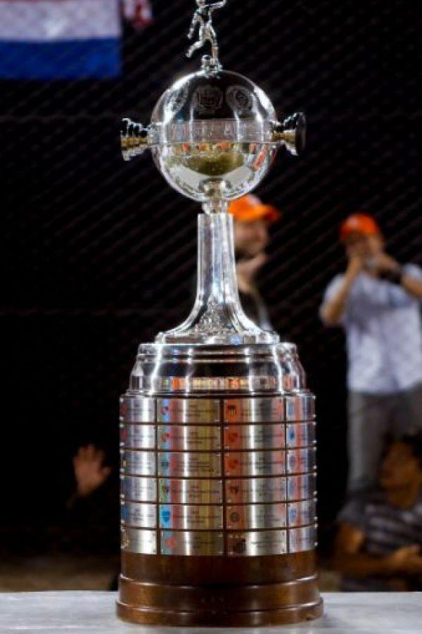 Estos son los premios económicos que otorgó la Copa Libertadores en la edición 2015. Foto:Getty Images