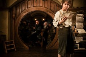 """Bilbo Baggins"", el protagonista de la saga ""El Hobbit"" recibió el nombre hispano de ""Bilbo Bolsón"". Foto:IMDB"