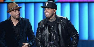 """El premio para la categoría """"Canción Comienza-Fiestas"""" fue para """"El perdón"""" – Nicky Jam & Enrique Iglesias. Foto:Getty Images"""