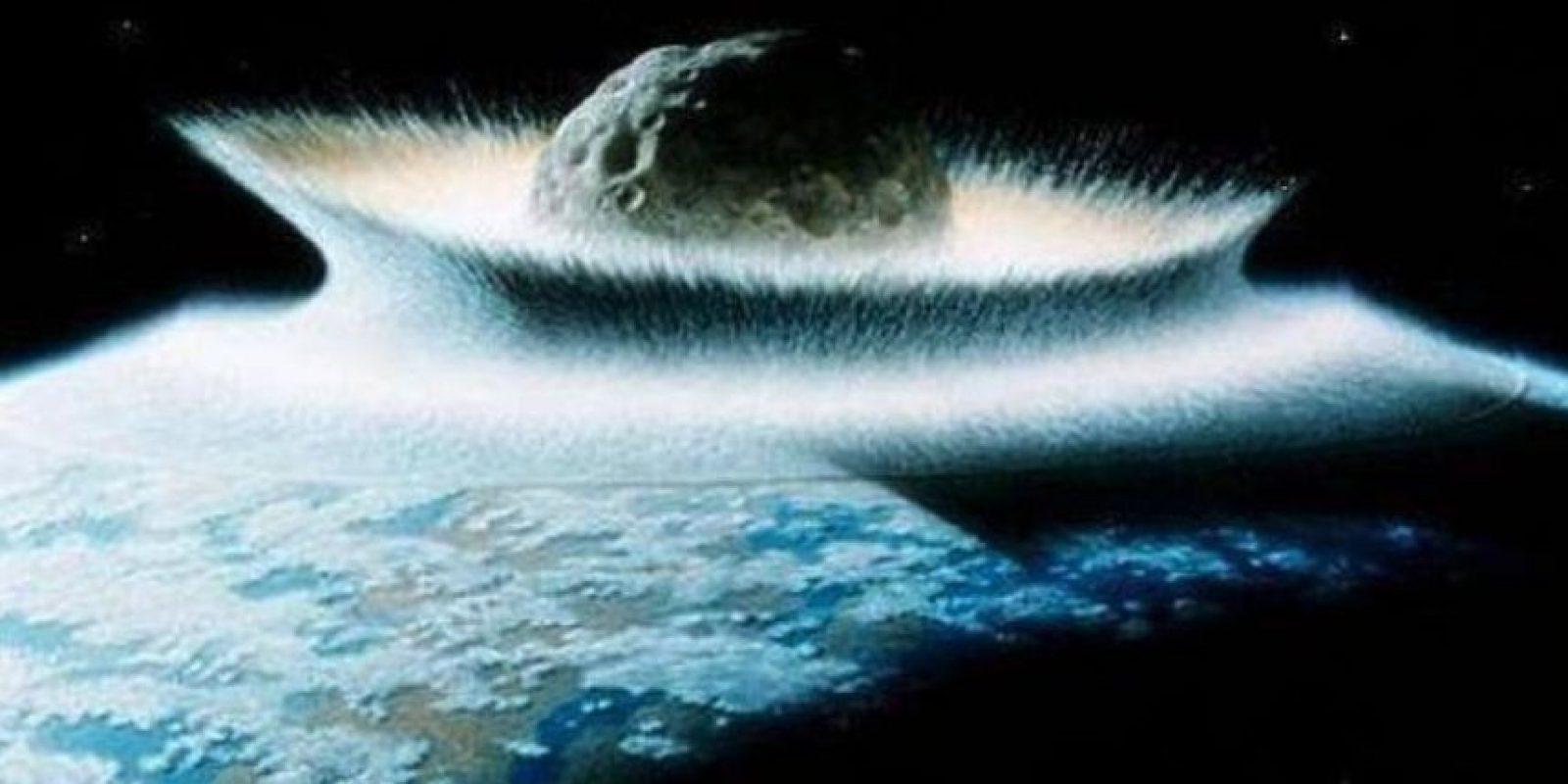Supuestamente, todos nos moriremos en septiembre, ya que un asteroide colapsará y nos matará a todos, así como a los dinosaurios. La NASA dice que no habrá tal cosa, pero esta es una de las tantas veces que han dicho que el mundo terminará Foto:Wikimedia