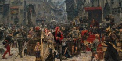 Para el primer milenio A.D, el papa Silvestre II afirmó que el 1 de enero del año 1000 el mundo se acabaría. Foto: vía Wikipedia