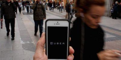 """El pasado 25 de mayo, taxistas concesionados de Ciudad de México se manifestaron en contra de la app por considerar que """"promueve la competencia desleal"""", """"es irregular"""", """"ilegal"""" y """"sus conductores no están capacitados"""". Foto:Getty Images"""