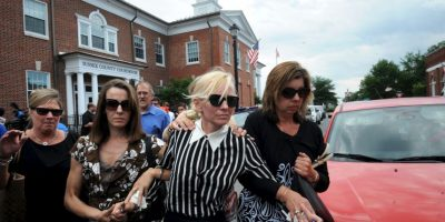 Se declaró culpable en junio pasado Foto:AP