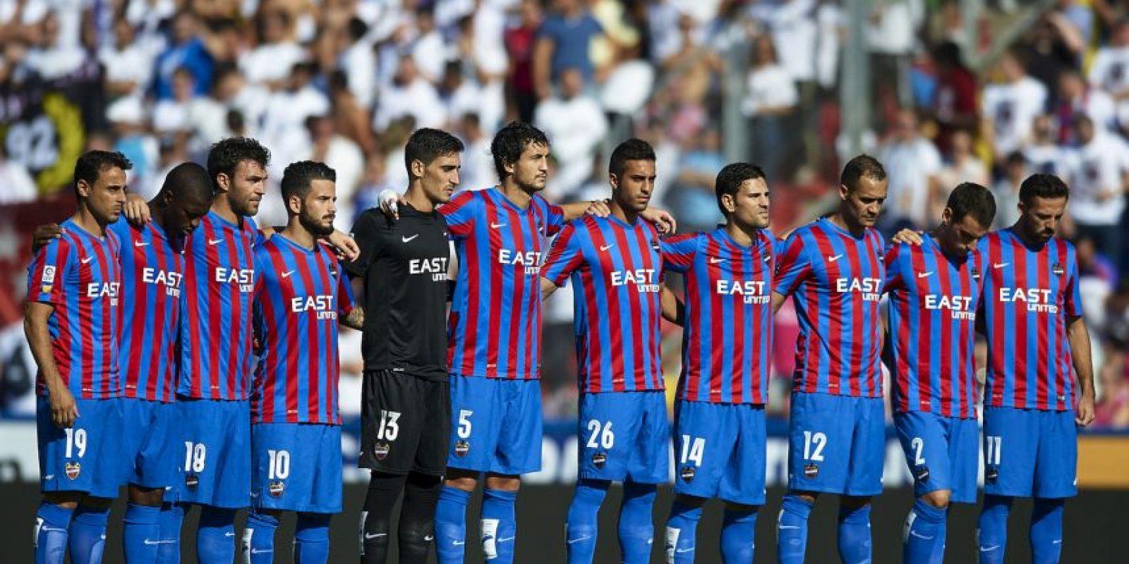 6. Levante UD / Valencia / DT Lucas Alcaraz / Estadio Ciudad de Valencia. Foto:Getty Images