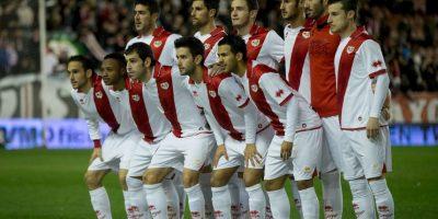 8. Rayo Vallecano / Madrid / DT Paco Jémez / Estadio Campo de Vallecas. Foto:Getty Images