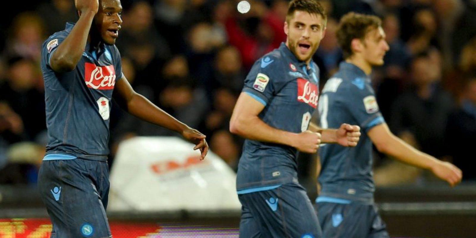 Sassuolo vs. Napoli / 20:45 horas de Italia / MAPEI Stadium Foto:Getty Images