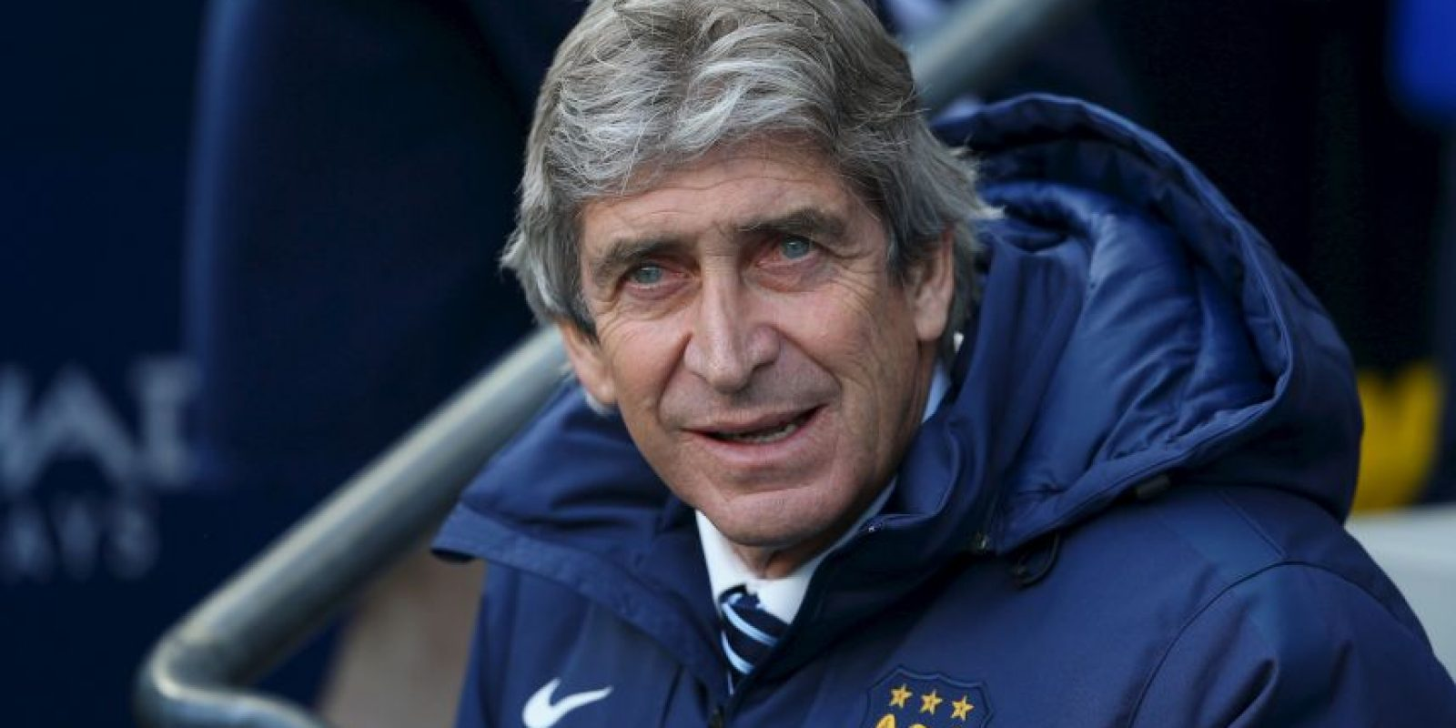 DT: Manuel Pellegrini (Manchester City/Chile) Foto: Getty Images