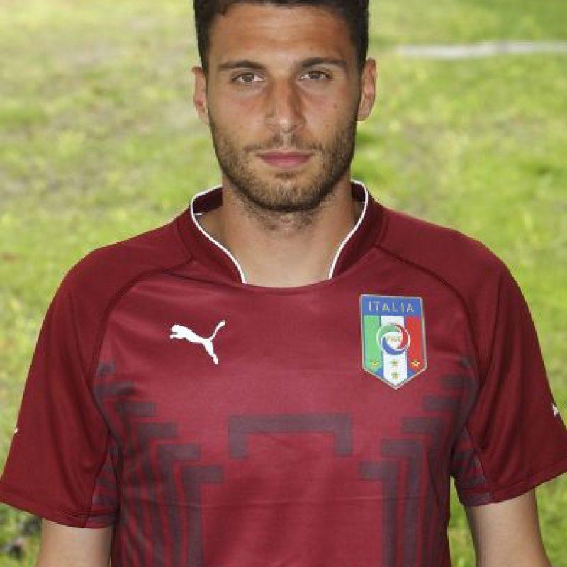 Nació en Italia y tiene 23 años. Foto:Getty Images