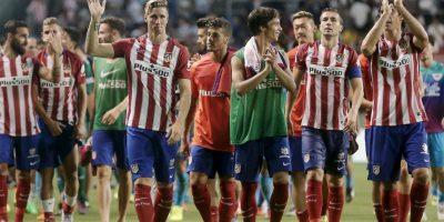Atlético de Madrid (3º en 2014/2015) Foto:Getty Images