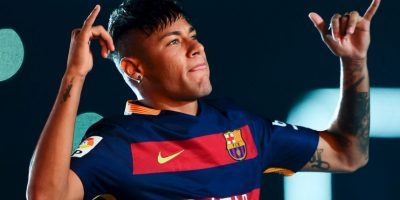 Neymar (Barcelona/Brasil) Foto: Getty Images