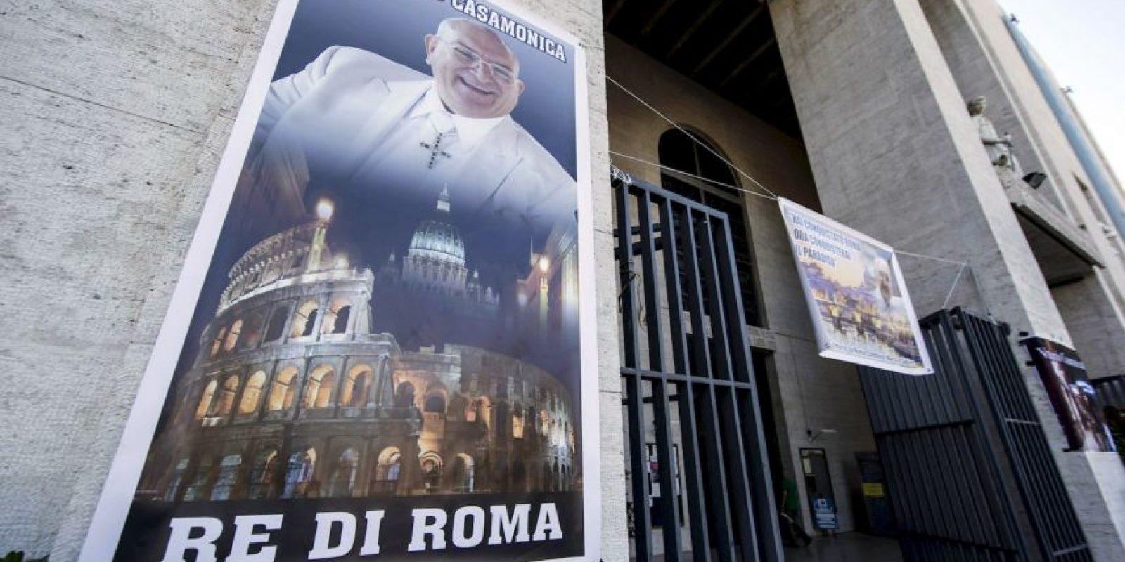 Es acusado de tráfico de drogas a Alemania, España, Países Bajos y la propia Italia Foto:AP