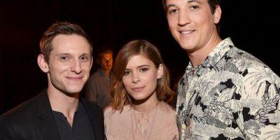 """""""Fantastic Four"""": Una entrevista """"fantástica"""" con Miles Teller y Kate Mara"""
