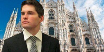 """""""Christian Grey"""" sí existe, vive en Italia y pasará 14 años en prisión"""
