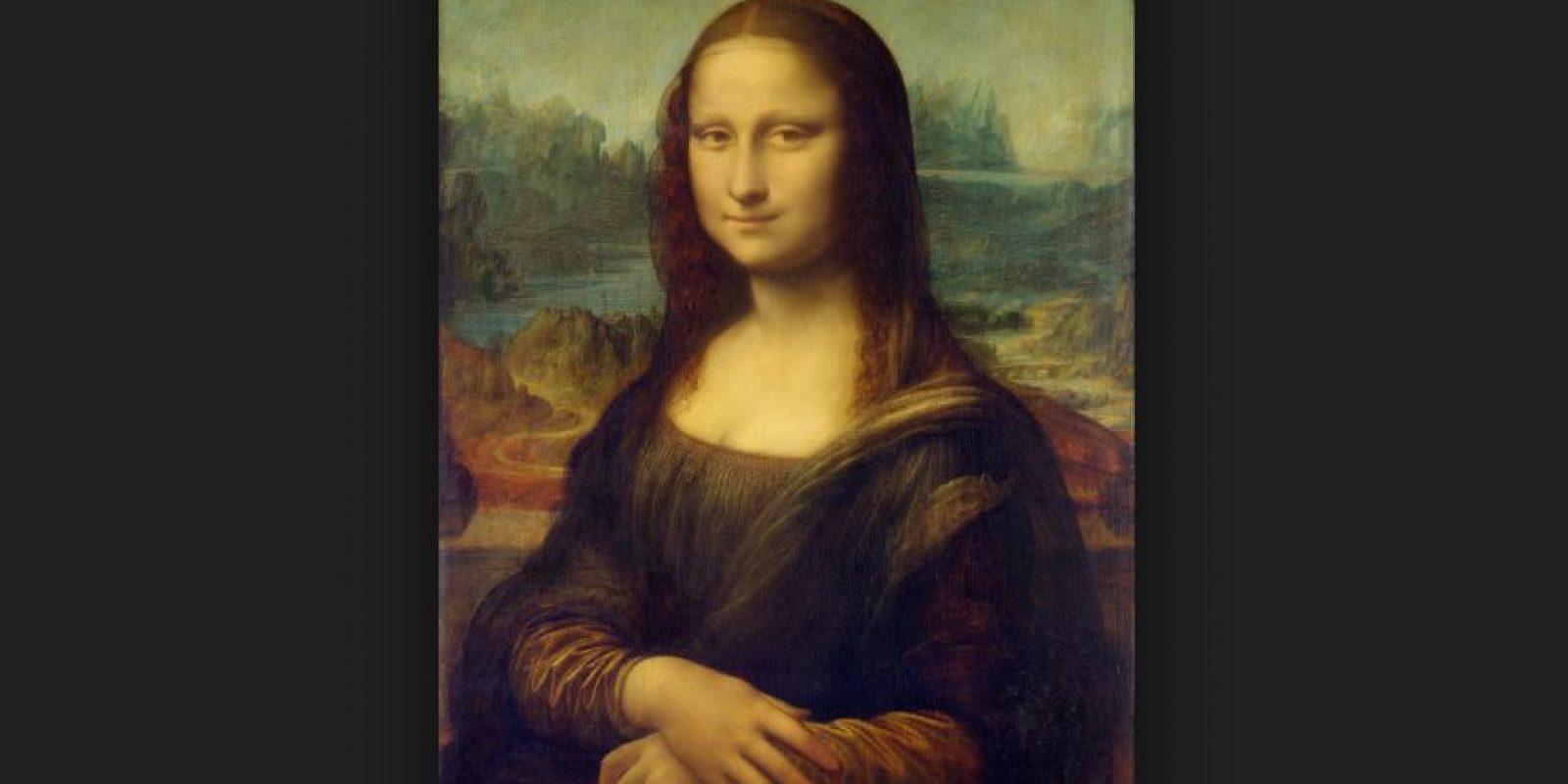 La Gioconda: también conocida como La Mona Lisa, es una obra pictórica del pintor renacentista italiano Leonardo da Vinci. Se exhibe en el Museo del Louvre de París. Foto:Vía flickr.com