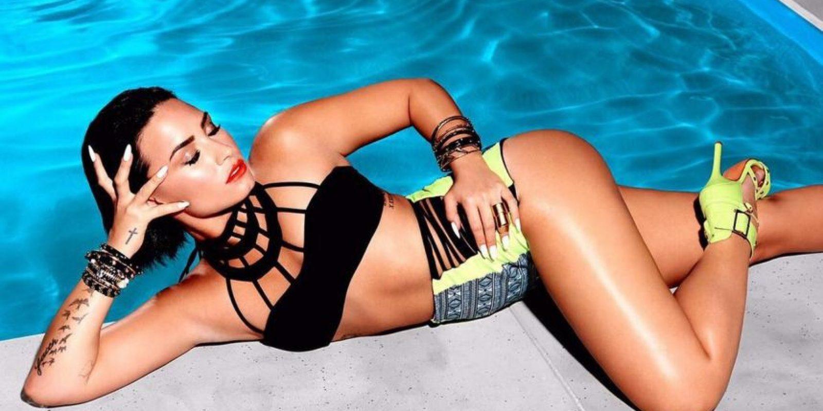 Demi Lovato Foto:Vía instagram.com/ddlovato/