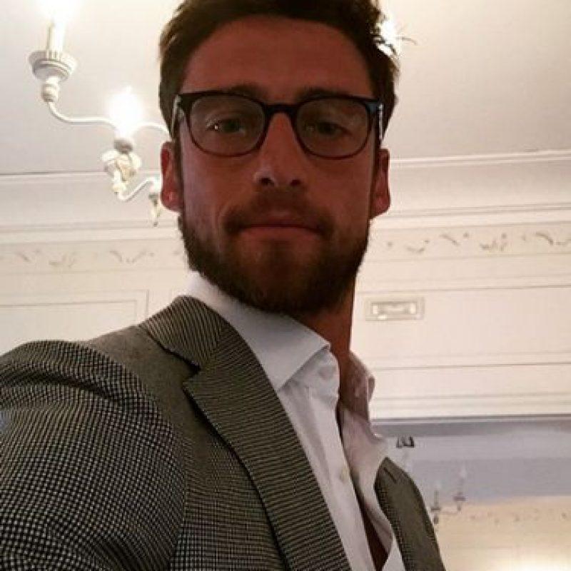 Nació en Italia y juega como mediocampista. Foto:Vía instagram.com/marchisiocla8