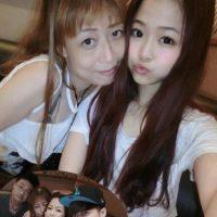 """""""Disfrutando mi tiempo libre con mi familia"""", escribió Wei en su Instagram. Foto:Vía Instagram/@pppig"""