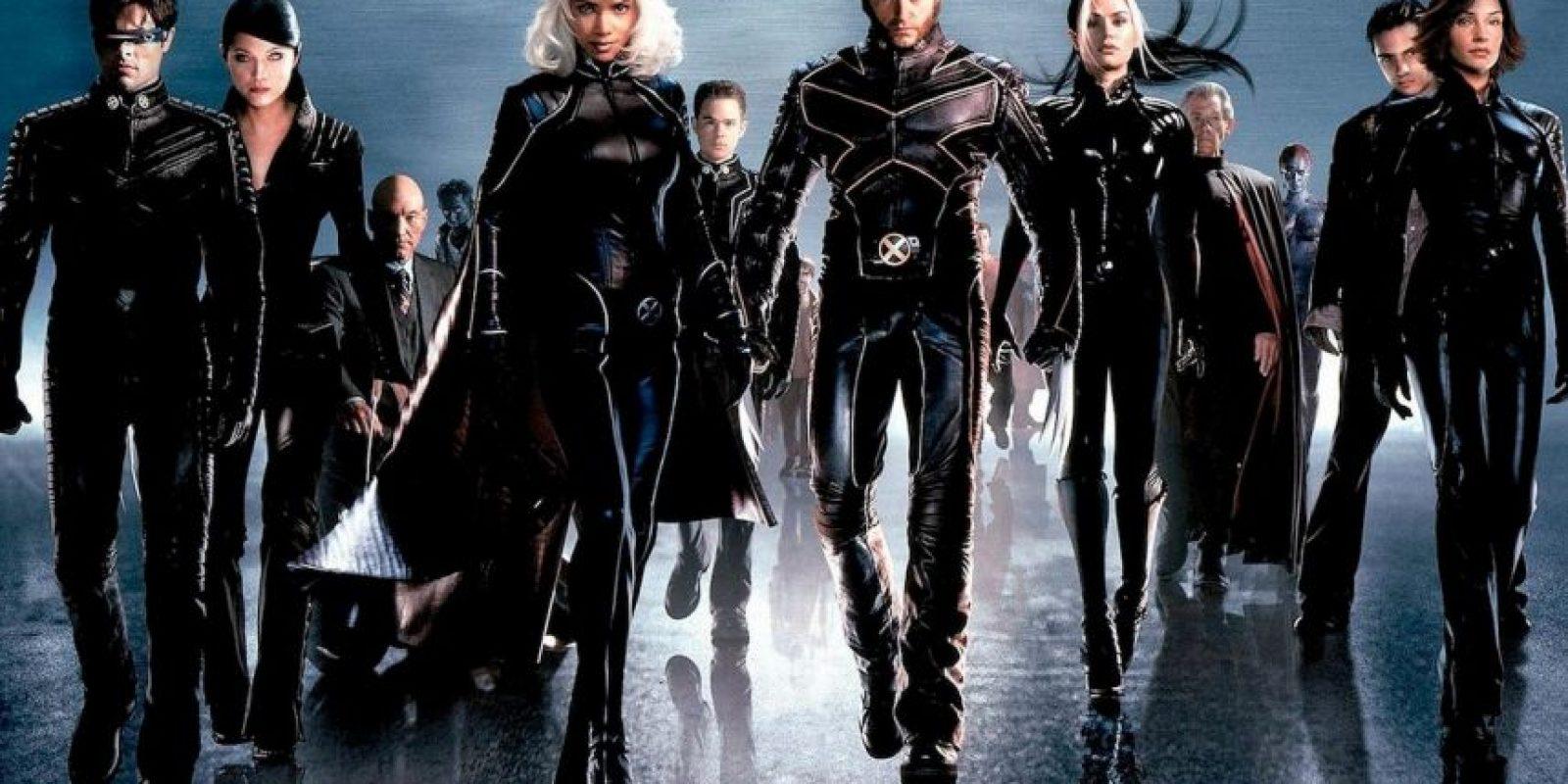 """Los mutantes de Marvel que conocemos como """"X-Men"""", en otros lugares se hacen llamar """"Patrulla X"""". Foto:IMDB"""