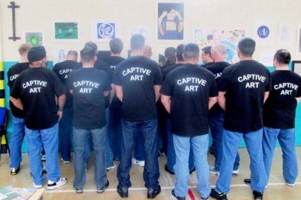 Se les dan 40 horas a la semana de capacitación para el empleo Foto:Twitter.com/scottishprison
