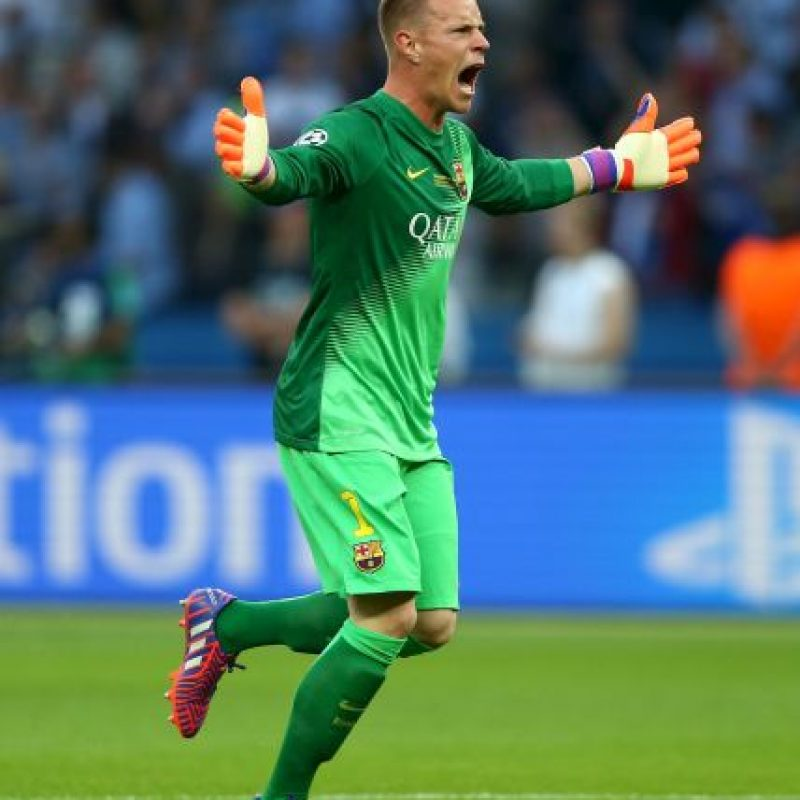 PORTERO: Marc André Ter Stegen (Barcelona/Alemania) Foto: Getty Images