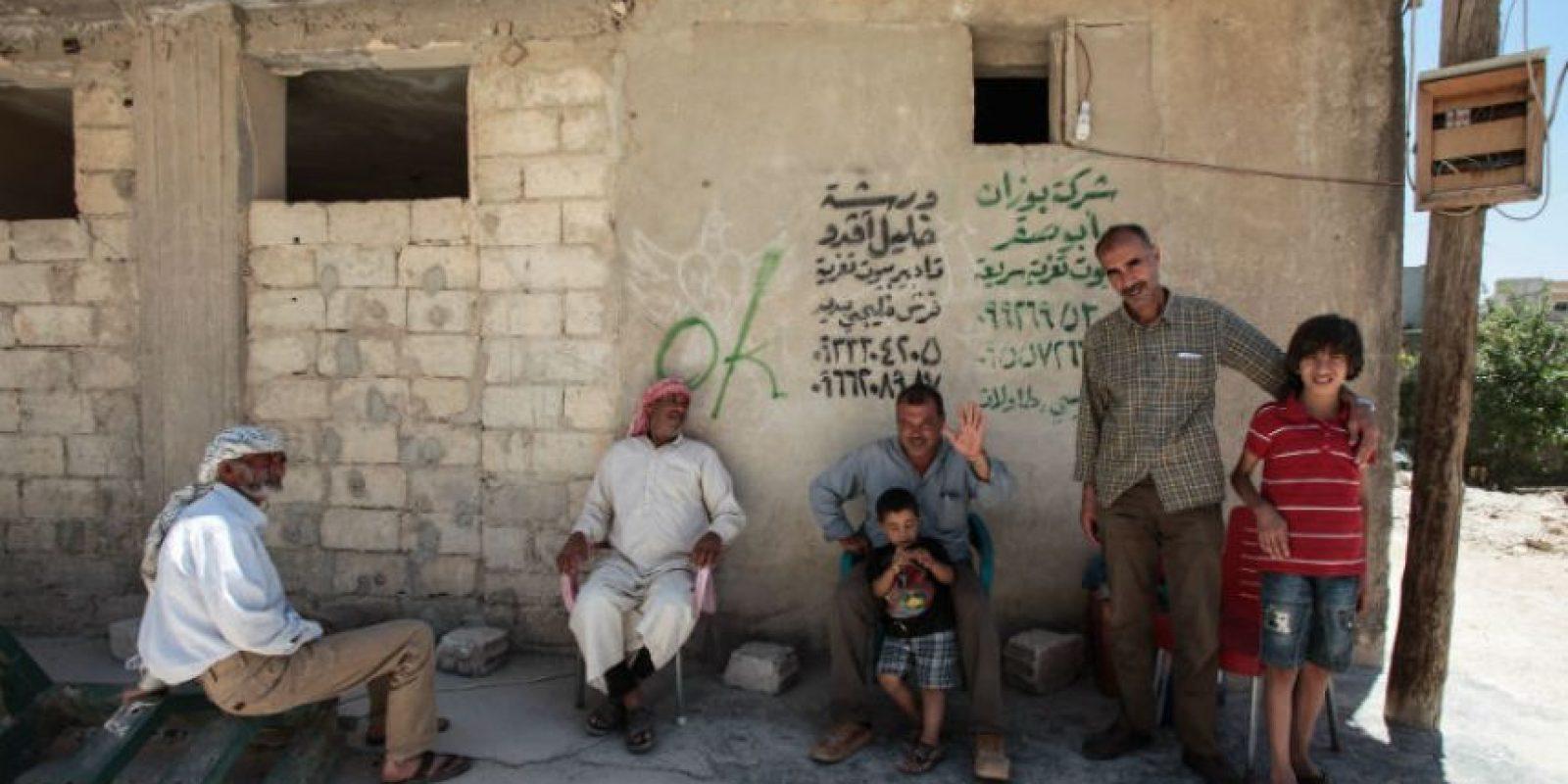 """Stephen O'Brien, funcionario humanitario de alto rango en la ONU, ha declarado estar """"horrorizado"""" por la falta de respeto de la vida de los civiles. Foto:Getty Images"""