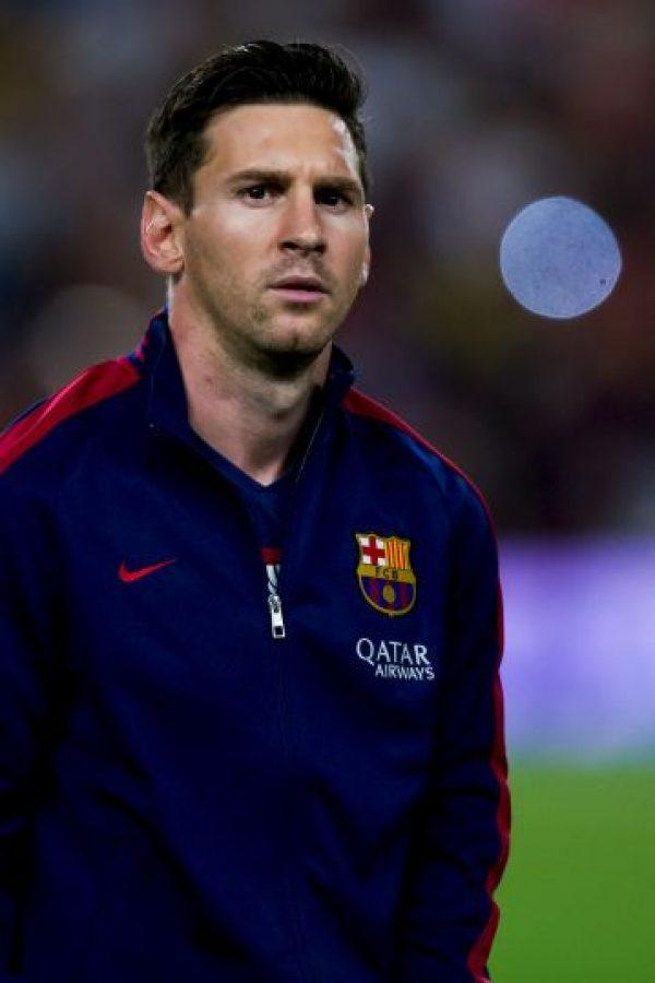 DELANTEROS: Lionel Messi (Barcelona/Argentina) Foto:Getty Images