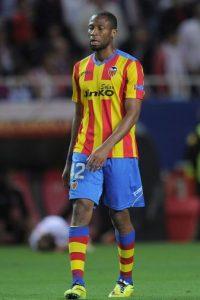 4. Seydou Keita (8 segundos) / Valencia vs. Alemería en 2014. Foto:Getty Images