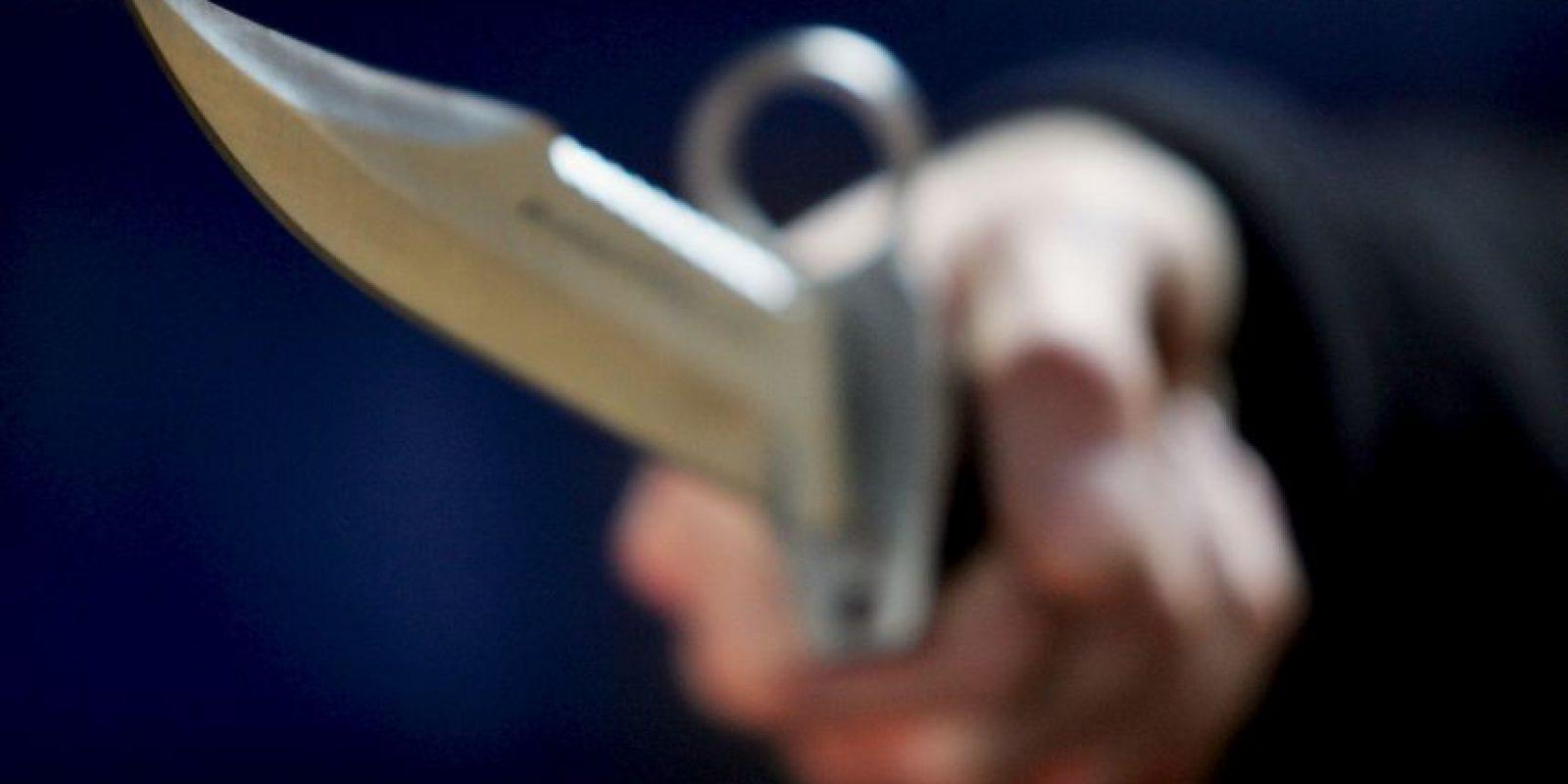 """10. En junio de 2015, Anastasia Lechtchenko, una joven de Tijuana, de ascendencia rusa, asesinó a su madre y a su hermana porque """"la tenían embrujada"""". Ambas mujeres aparecieron decapitadas dos días después de haberse cometido el crimen. Foto:Getty Images"""