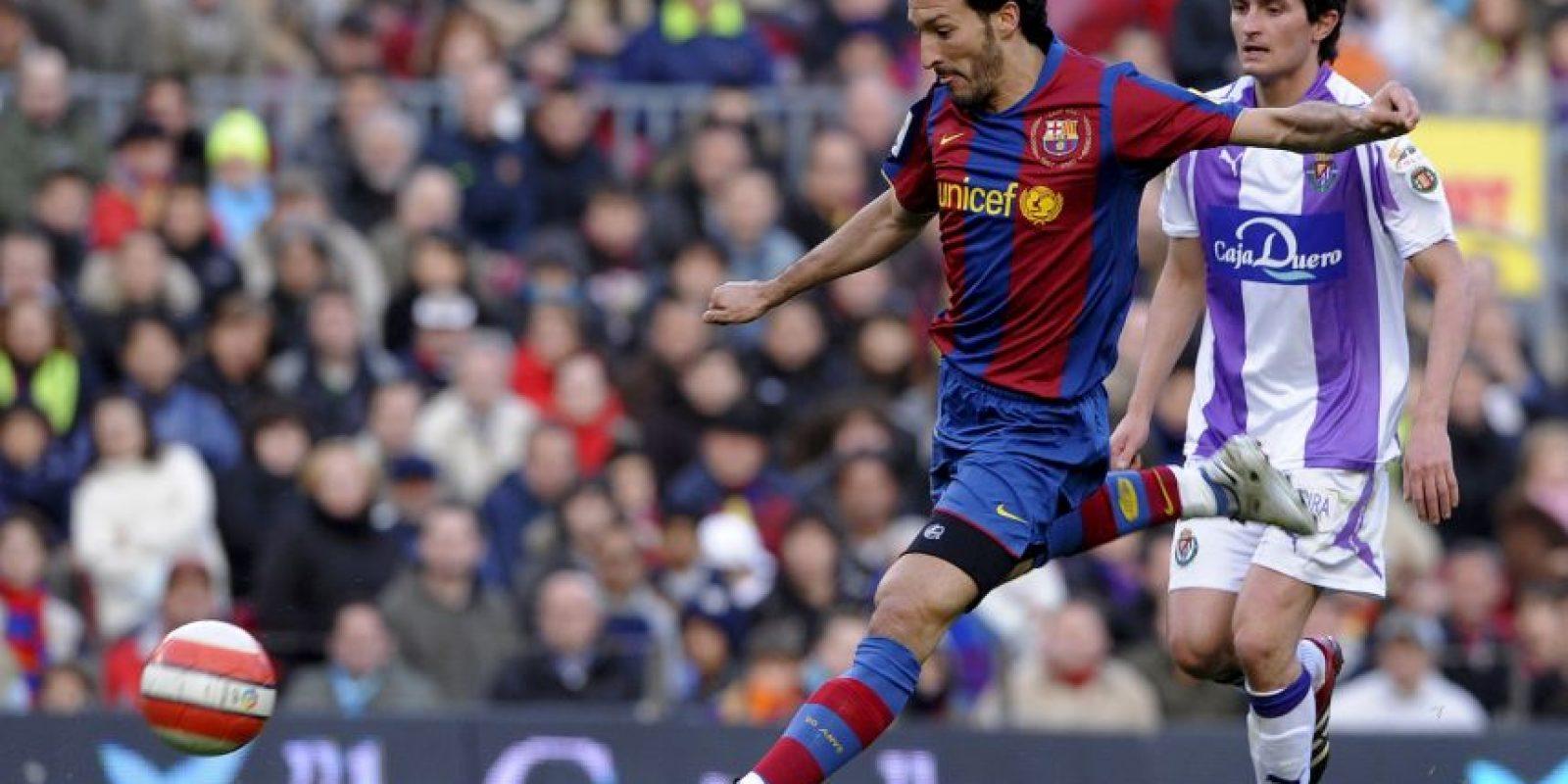 3. Joseba Llorente (7 segundos) / Real Valladolid vs. Espanyol en 2008. Foto:Getty Images
