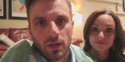 Pareja que se hizo viral por embarazo enfrenta controversia por perfil de Ashley Madison