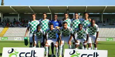 Equipo más viejo: Moreirense FC (26.2 años) Foto:Vía facebook.com/MoreirenseFC38