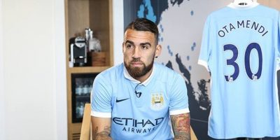 DEFENSAS: Nicolás Otamendi (Manchester City/Argentina) Foto:Vía facebook.com/mcfcofficial