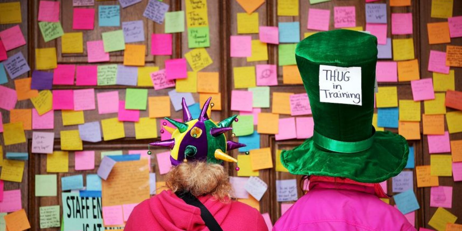 1. Dejar notas ocultas. Foto:Getty Images