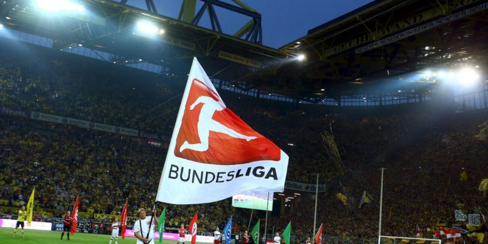 6. BUNDESLIGA (Alemania): 24.8 años. Foto:Getty Images