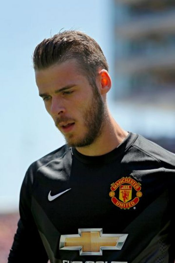 PORTERO: David de Gea (Manchester United/España) Foto: Getty Images