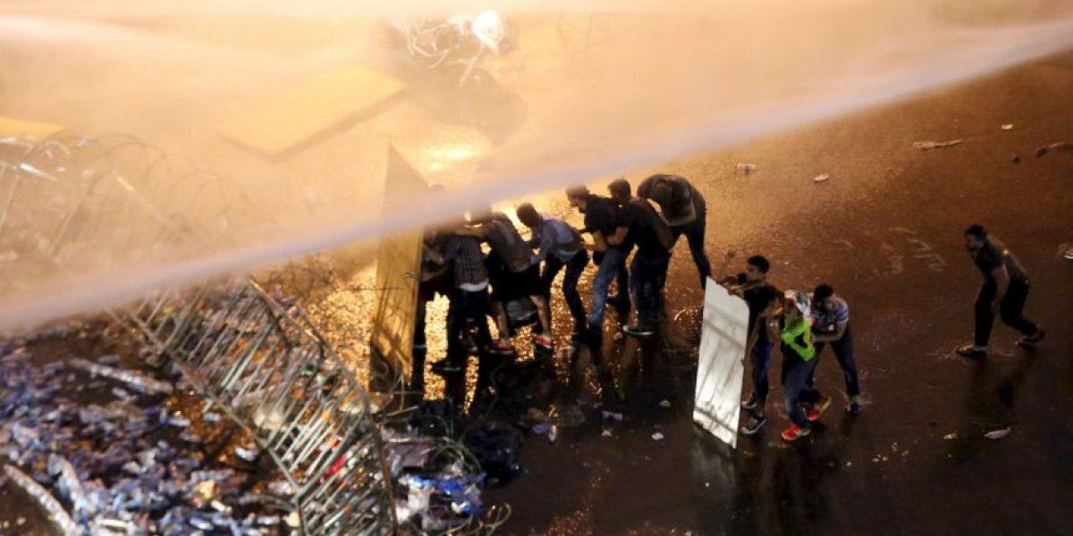 Fotos: Así se vive la crisis de basura en Líbano