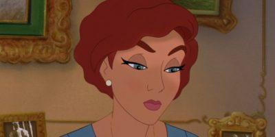 """Anastasia de """"Anastasia"""", no es de Disney, pero también fue diseñada con cabello corto. Foto:thenamelessdoll.tumblr.com"""