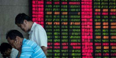 ¿Quiénes son los más afectados por la caída en las bolsas de valores de China?
