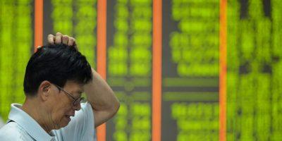 Probablemente el mercado chino continuará hundiéndose. Foto:AFP