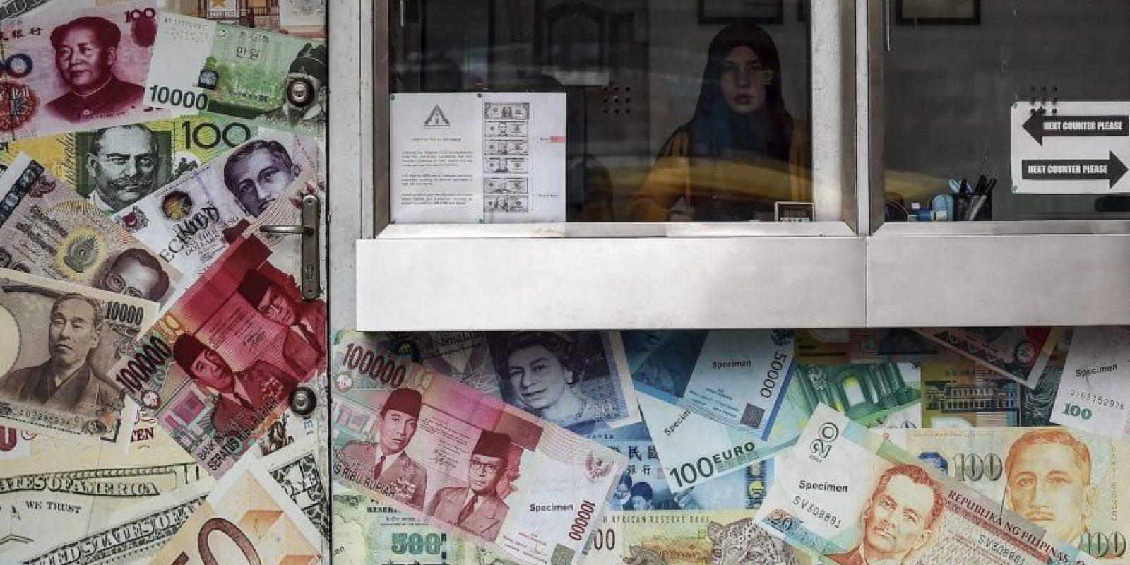 """""""Todo está convergiendo a una desaceleración económica muy importante"""". Foto:AFP"""